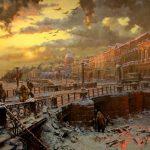 «Был город – фронт, была блокада»